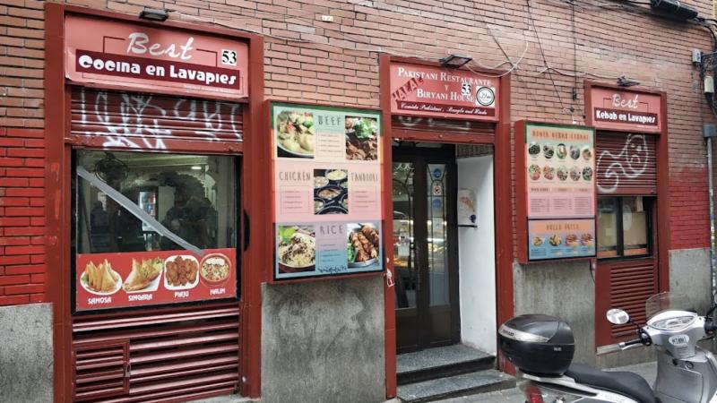El Lavapiés no gentrificado de la mano de Döner Kebab Kobani