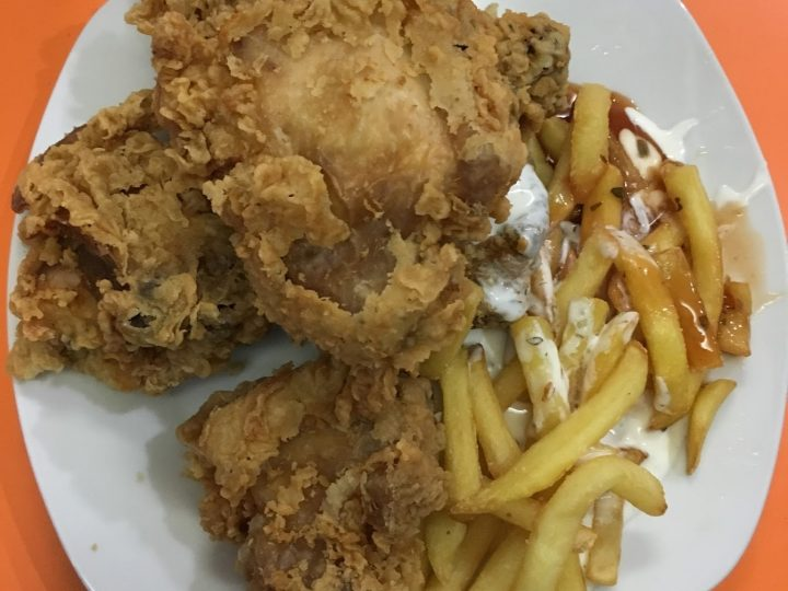 Doner Kebab Kobani, el primo cutre del KFC