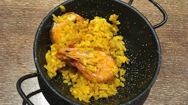 Las cucarachas, el plato asturiano estrella de El Escarpín
