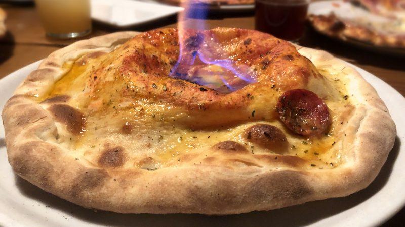 Brew Wild Pizza Bar, cerveza y pizza para hacerte arder el asterisco